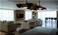Living Room Suite Impériale Los Cabos