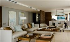 Grand Velas Los Cabos Suites - Royal Suite Living Room