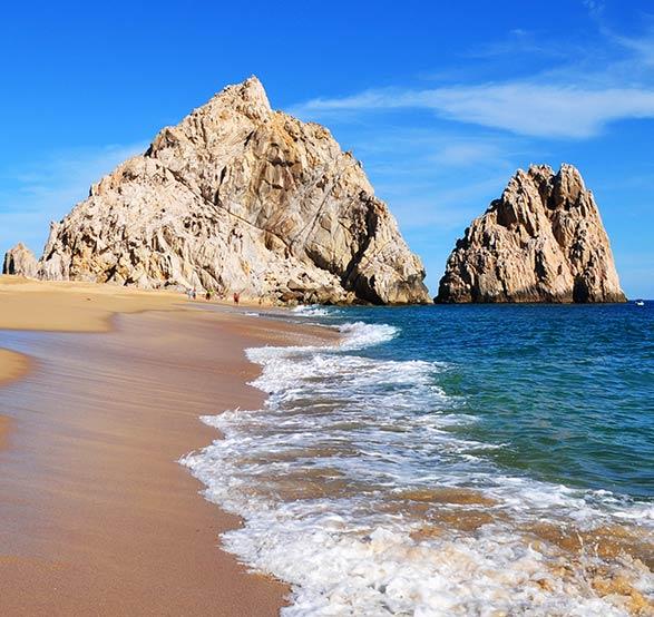 Playa del Amor à Los Cabos