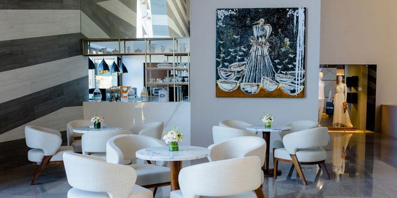 Amat Café à Grand Velas Los Cabos