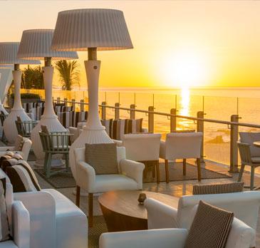 Sky Bar à Grand Velas Los Cabos