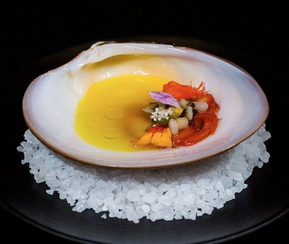 Cocina de Autor Restautant of Grand Velas Los Cabos