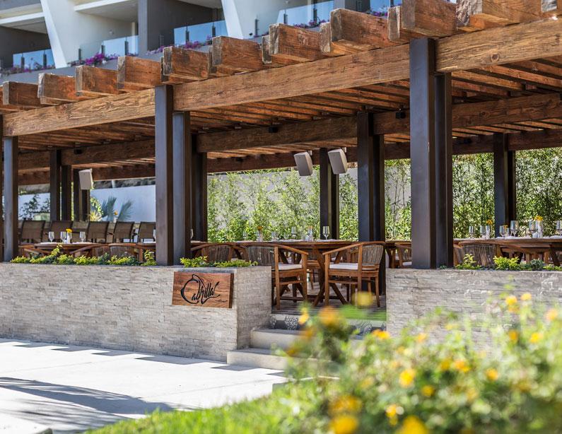 Restaurant Cabrilla à Grand Velas Los Cabos