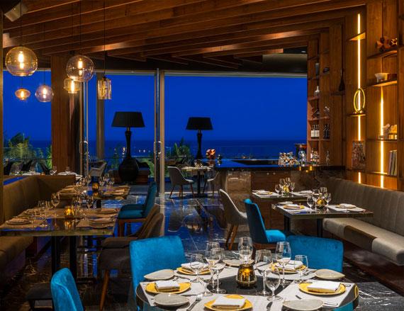 Restaurant Frida à Grand Velas Los Cabos
