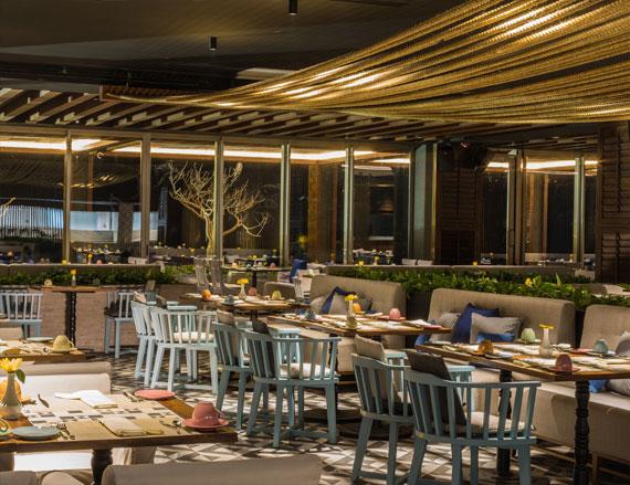 Grand Velas Los Cabos Restaurant Azul