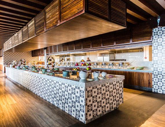 Restaurant Azul à Grand Velas Los Cabos