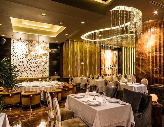 Grand Velas Los Cabos Restaurant Piaf