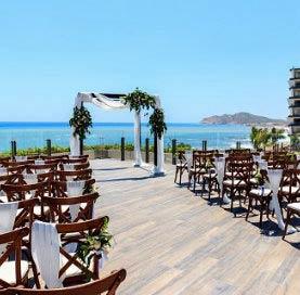 Forfait Noces à l'Hôtel à Los Cabos