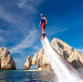 Flyboard à Los Cabos