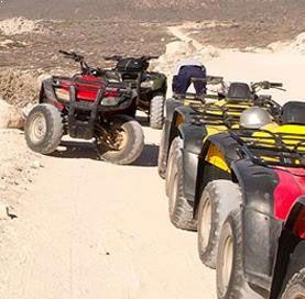 Wide Open Baja à Cabo San Lucas
