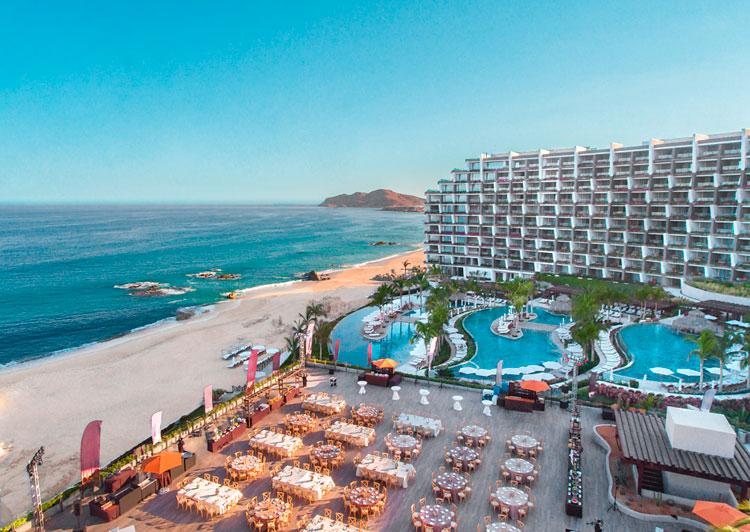 Espaces pour des Groupes et des Conventions à Los Cabos