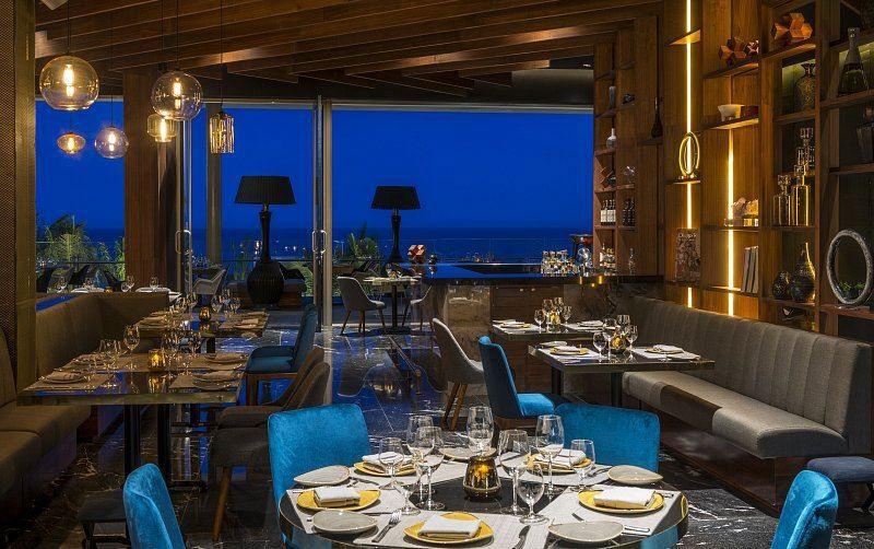 Restaurants à grand Velas Los Cabos