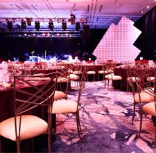 Centre de Conventions à l'Hôtel Los Cabos