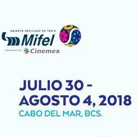 Los Cabos Open Mifel 2018