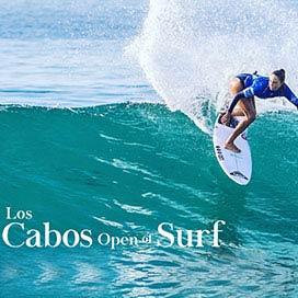 Los Cabos Open of Surf 2018