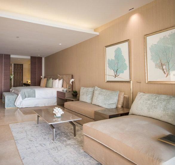 Suite Familiale de Deux Chambres à Grand Velas Los Cabos