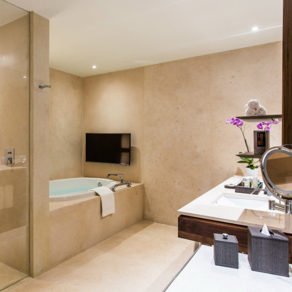Bath Ammenities Wellness Suite