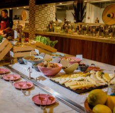 Services de Banquets à l'Hôtel Los Cabos