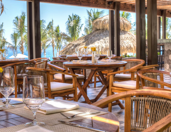 Cabrilla Restautant in Grand Velas Los Cabos
