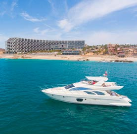 Los Cabos Grand Velas offering Brunch at Sea Package