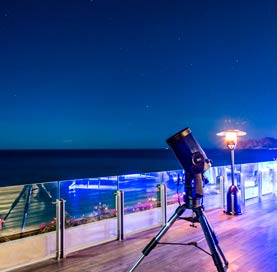 Stargazing Package in Los Cabos Resort