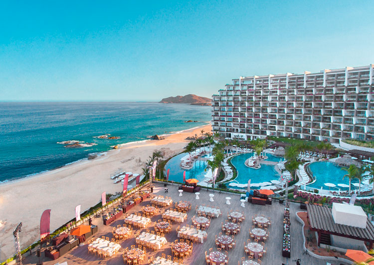 Los Cabos Hotel offering Meetings Facilities