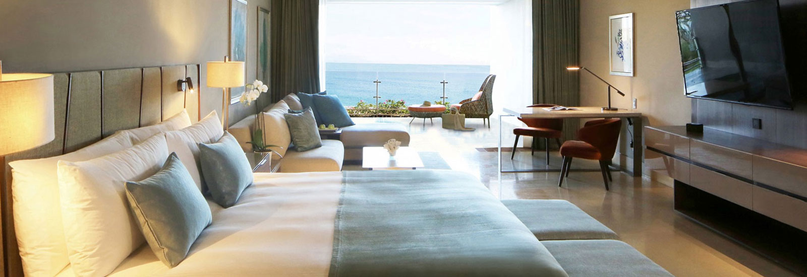 Ambassador Pool Suite of Grand Velas Los Cabos