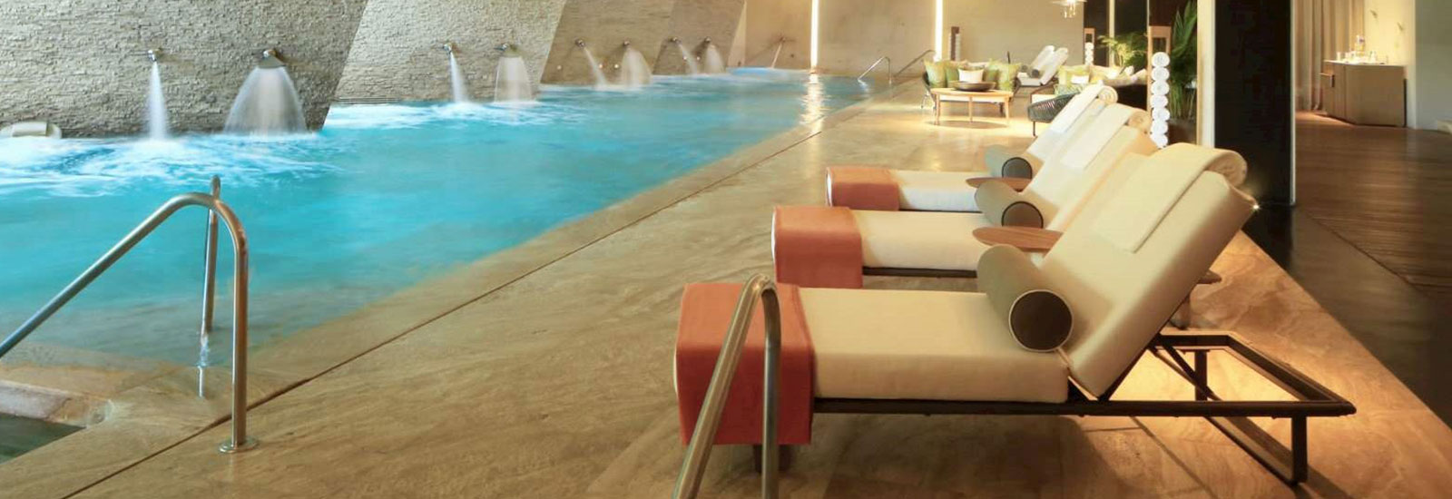 Grand Velas Los Cabos Spa Water Journey