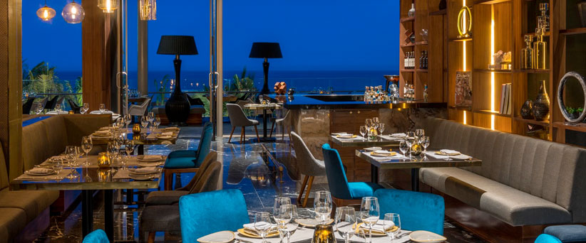 Frida Restautant in Grand Velas Los Cabos
