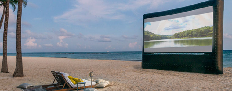 Movie Under The Stars Package offered at Mexico Resort