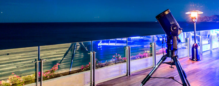 Stargazing Package at Grand Velas Los Cabos Mexico Resor All-Inclusive