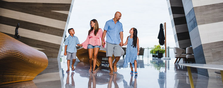 Kids Free Special Offer at Grand Velas Los Cabos