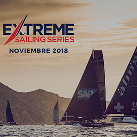 Extreme Sailing Series 2018 Offshore 2018