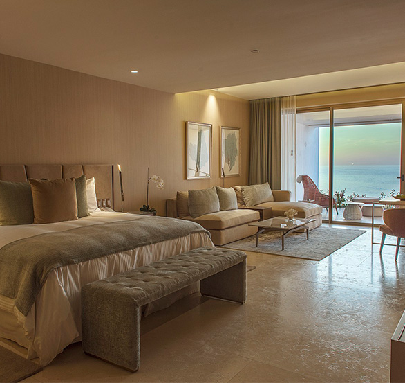 Presidential Suite of Grand Velas Los Cabos