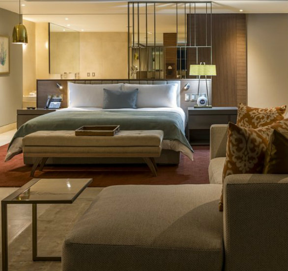 Grand Velas Los Cabos offering Grand Class Suite