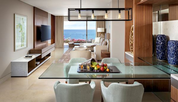 Governador Suite Ocean Front in Grand Velas Los Cabos