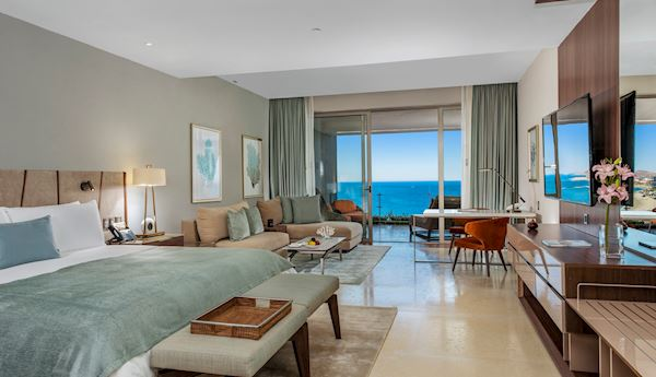Grand Velas Los Cabos offering Ambassador Pool Suite