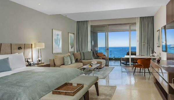 Grand Velas Los Cabos offering Ambassador Sunrise Suite