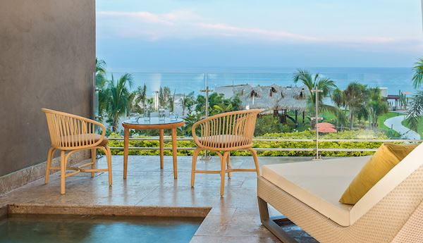 Wellness Suite Ocean View at Grand Velas Los Cabos