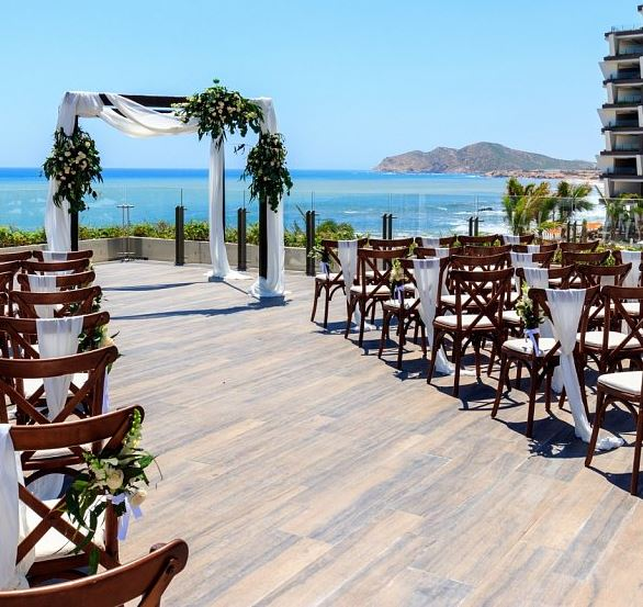 Grand Velas Los Cabos offering Weddings Packages